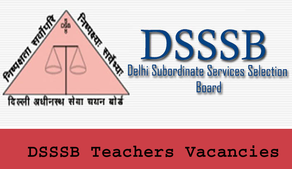 DSSSB-PGT Classes in Rohini