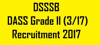 DSSSB GRADE  Classes in Rohini