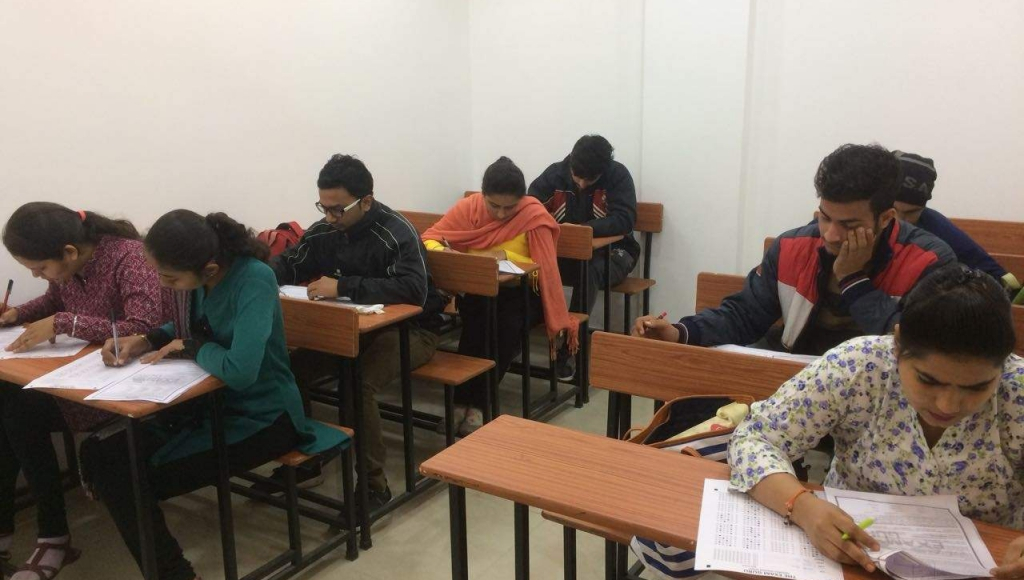 IBPS Clerk Coaching in Rohini