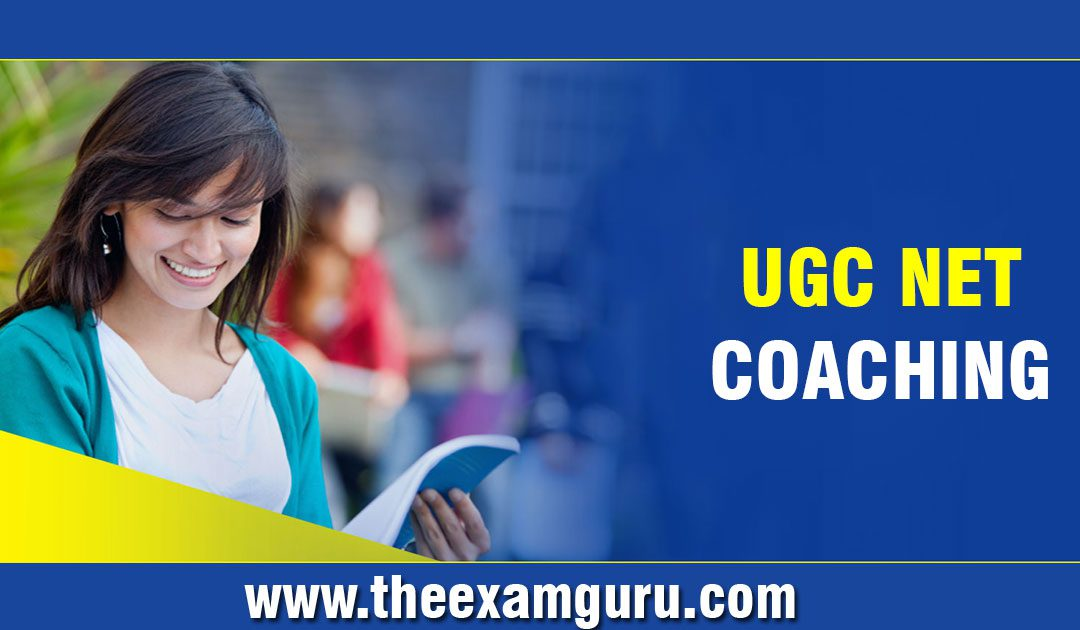 UGC NET Coaching in Pitampura