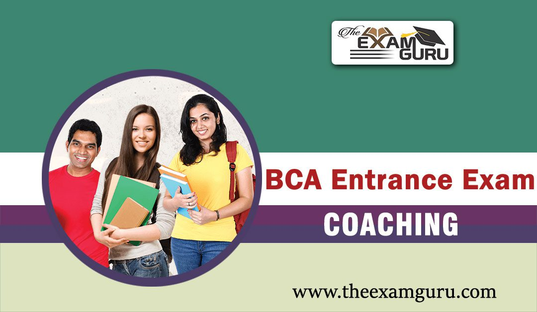 BCA Entrance Exam Coaching in Kamla Nagar