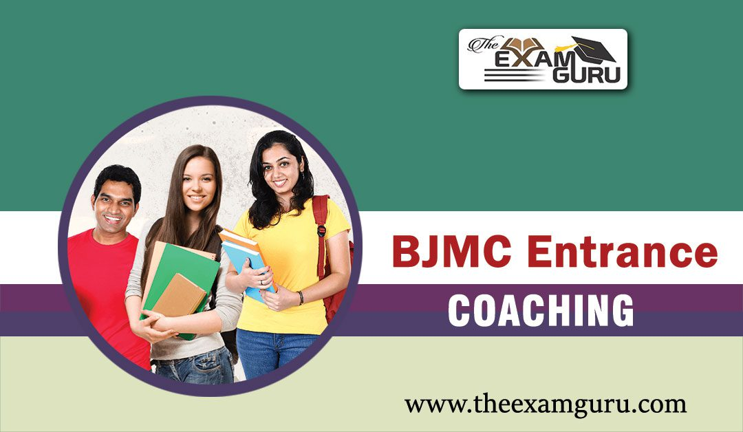 BJMC Entrance Exam Coaching in Pitampura