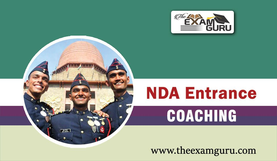 NDA Coaching in Kamla Nagar